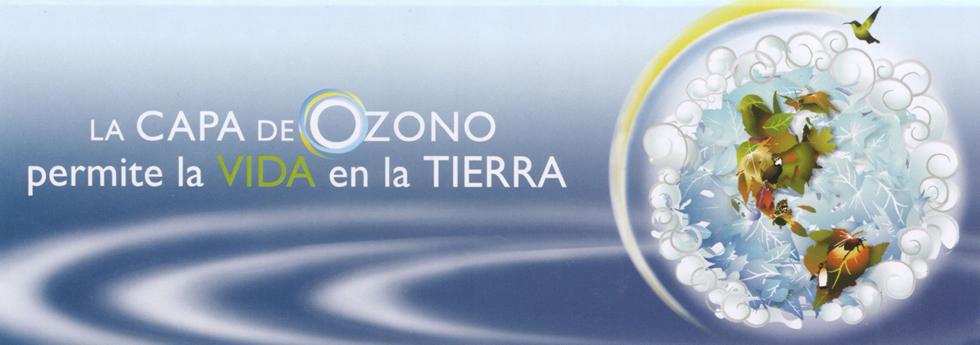 Cuida la capa de ozono